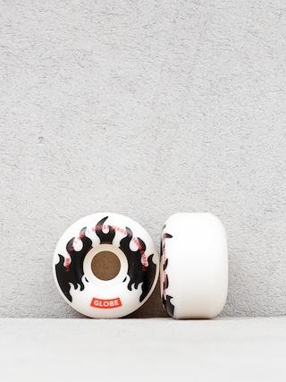 Koleu010dka Globe G1 (white/black/flames)