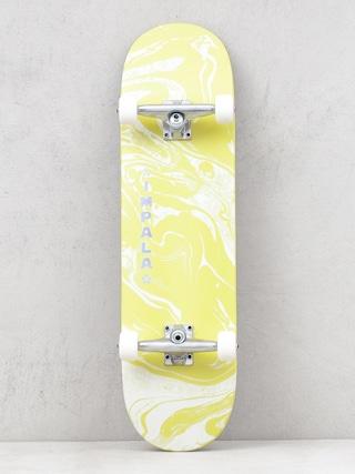 Skateboard Impala Cosmos Skateboard (yellow)