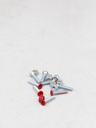 Šroubky FKD Phillips Hardware (silver/red)