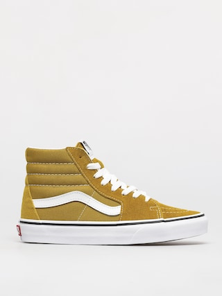 Boty Vans Sk8 Hi (olive oil/true white)