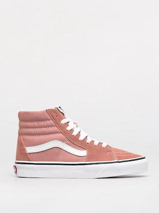 Boty Vans Sk8 Hi (rose dawn/true white)