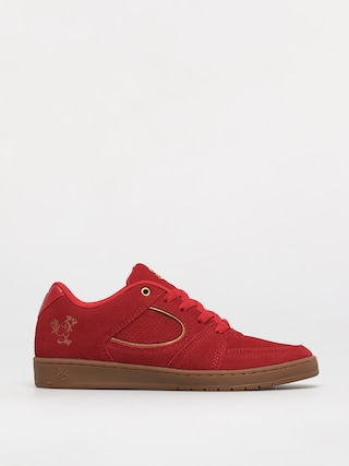 Boty eS Accel Slim (red/gold)