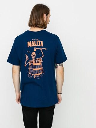Tričko Malita Castaway (navy)