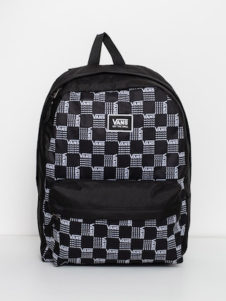 Batoh Vans Realm Classic Wmn (word check)