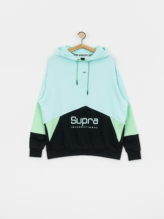 Mikina s kapucu00ed Supra 92 Fleece HD (mint)