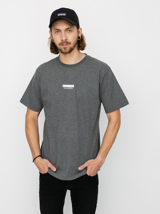 Triu010dko MassDnm Classics Small Logo (dk heather grey)