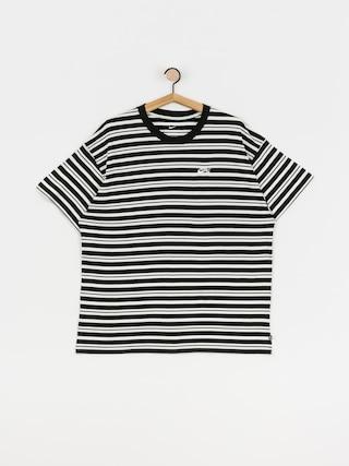Tričko Nike SB Aop Stripe (black)