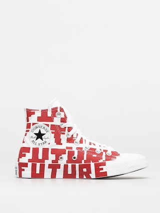 Tenisky Converse Chuck Taylor All Star Hi (university red/white/white)