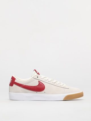 Boty Nike SB Blazer Low Gt (sail/cardinal red white gum light brown)