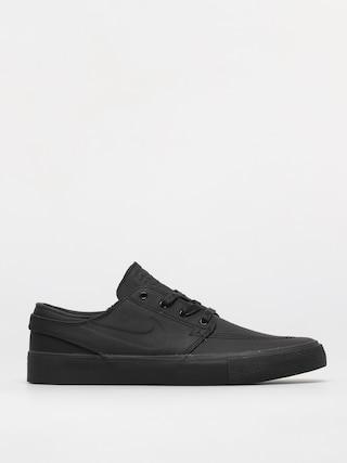 Boty Nike SB Zoom Stefan Janoski Rm Premium (black/black black)