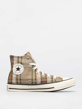 Tenisky Converse Chuck Taylor All Star Mix and Match Hi Wmn (nomad khaki/bleck/egret)