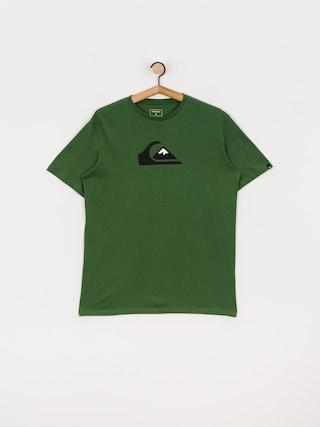 Triu010dko Quiksilver Comp Logo (greener pastures)