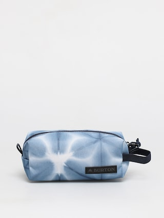 Penál Burton Accessory Case (blue dailola shibori)