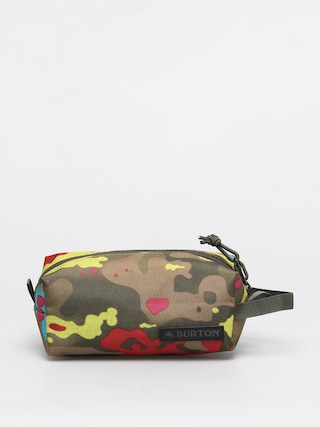 Penál Burton Accessory Case (bright birch camo print)