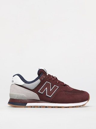 Boty New Balance 574 (red)