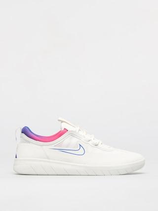 Boty Nike SB Nyjah Free 2 T (summit white/racer blue pink blast)
