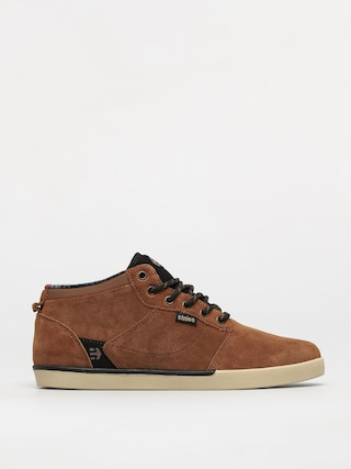 Boty Etnies Jefferson Mid (brown/black/tan)