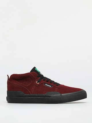 Boty Emerica Pillar (oxblood)