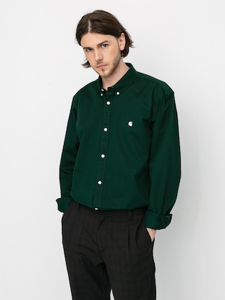 Kou0161ile Carhartt WIP Madison (bottle green/wax)