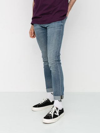 Kalhoty Carhartt WIP Rebel (blue)