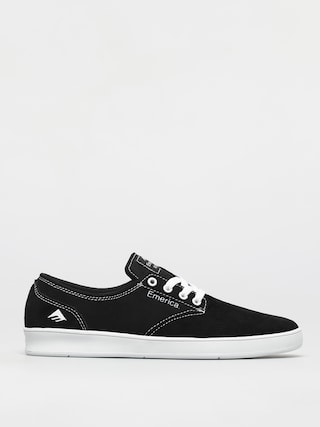 Boty Emerica The Romero Laced (black/white/black)