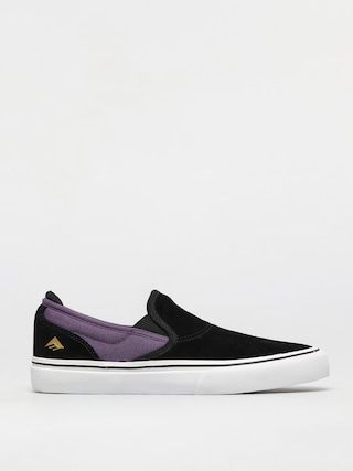 Boty Emerica Wino G6 Slip On (black/purple)