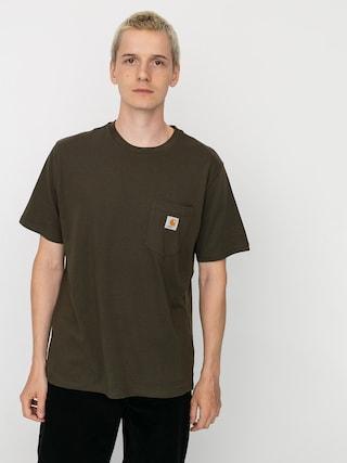 Tričko Carhartt WIP Pocket (cypress)