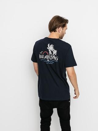 Tričko Billabong Social Club (navy)