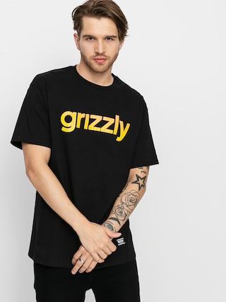 Triu010dko Grizzly Griptape X Champion Lowercase Fadeaway (black)