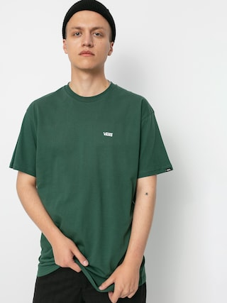 Triu010dko Vans Left Chest Logo (pine needle/white)