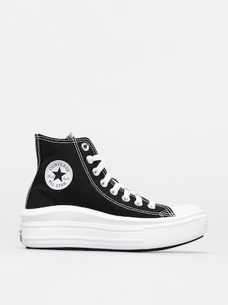 Boty Converse Chuck Taylor All Star Move Wmn (black/natural ivory/white)