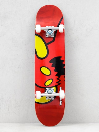Skateboard Toy Machine Vice Monster (dark red)