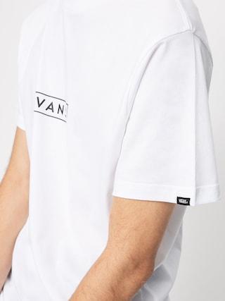 Tričko Vans Easy Box (white/black)