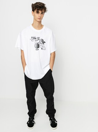 Tričko Nike SB Fortune (white)