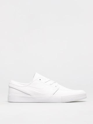 Boty Nike SB Zoom Stefan Janoski Rm Premium (white/white white)