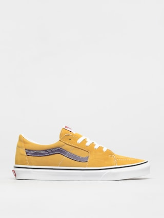 Boty Vans Sk8 Low (honey gold/purple velvet)