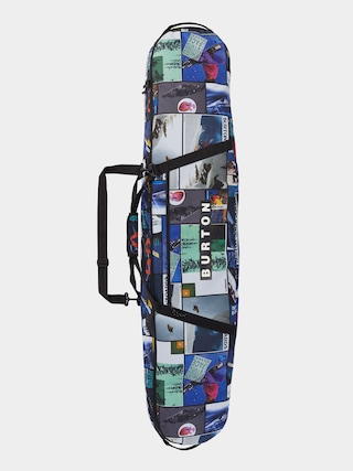 Obal na lyže Burton Board Sack (catalog collage print)