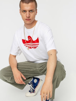 Tričko adidas G Shmoo (white)