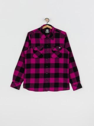 Košile Dickies Sacramento (pink berry)
