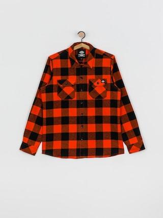 Košile Dickies Sacramento (bright orange)
