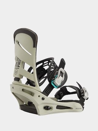Snowboardovu00e9 vu00e1zu00e1nu00ed Burton Mission (gray/green)