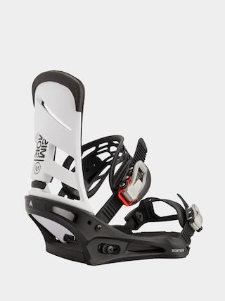 Snowboardovu00e9 vu00e1zu00e1nu00ed Burton Mission (white/black)