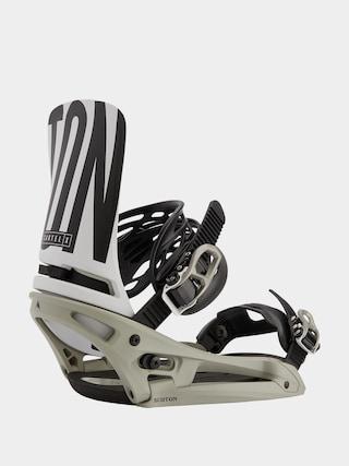 Snowboardovu00e9 vu00e1zu00e1nu00ed Burton Cartel X Est (team gray)