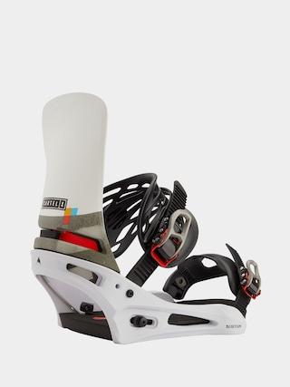 Snowboardovu00e9 vu00e1zu00e1nu00ed Burton Cartel X (white/black/multi)