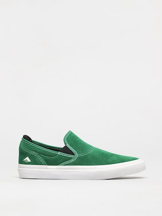 Boty Emerica Wino G6 Slip On (green/white/black)