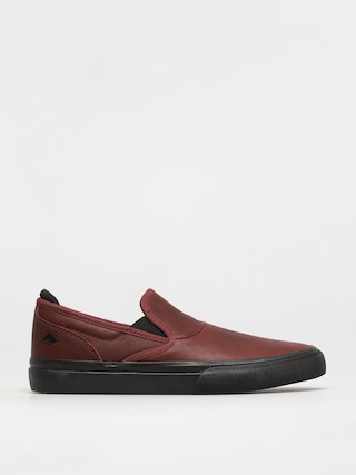 Boty Emerica Wino G6 Slip On (oxblood)