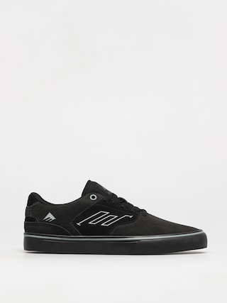 Boty Emerica The Low Vulc (grey/black/blue)