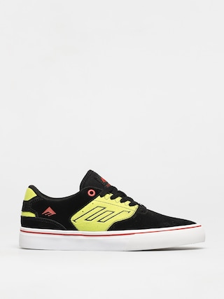 Boty Emerica The Low Vulc (black/green)