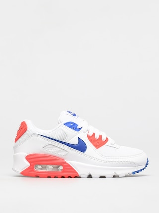 Boty Nike Air Max 90 Wmn (white/racer blue flash crimson)