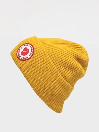 u010cepice Fjallraven 1960 Logo ZD (mustard yellow)